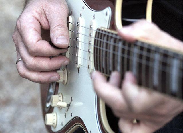 harmonie gamme guitare