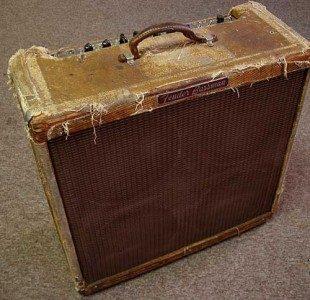 Chorus Flanger vintage pedalboard.