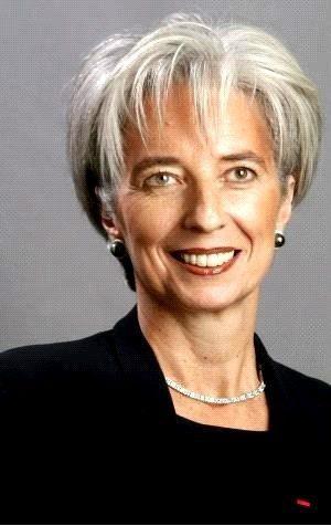 Christine Lagarde la femme aux 500 millions...