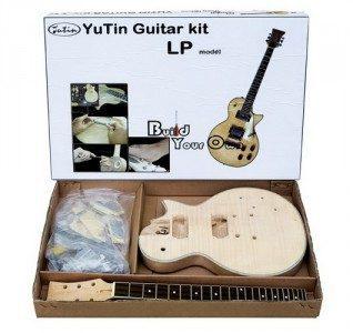 Comment fabriquer sa guitare électrique en kit : guitare fender en kit
