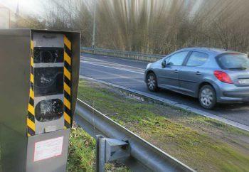 Abaissement de la vitesse à 80Km sur les routes nationales